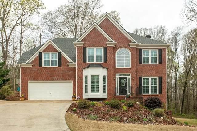 1302 Benbrooke Lane NW, Acworth, GA 30101 (MLS #6702295) :: Path & Post Real Estate