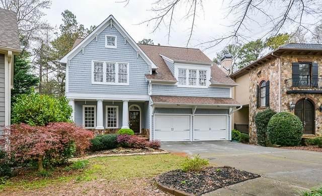 1472 Hedgewood Lane NW, Kennesaw, GA 30152 (MLS #6702298) :: Path & Post Real Estate