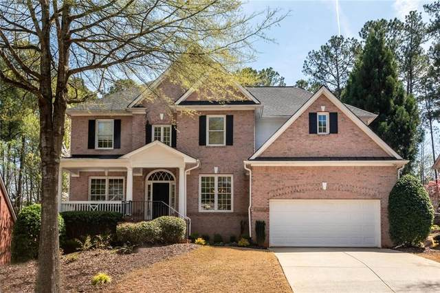 1085 Beacon Hill Crossing, Alpharetta, GA 30005 (MLS #6702306) :: Rock River Realty