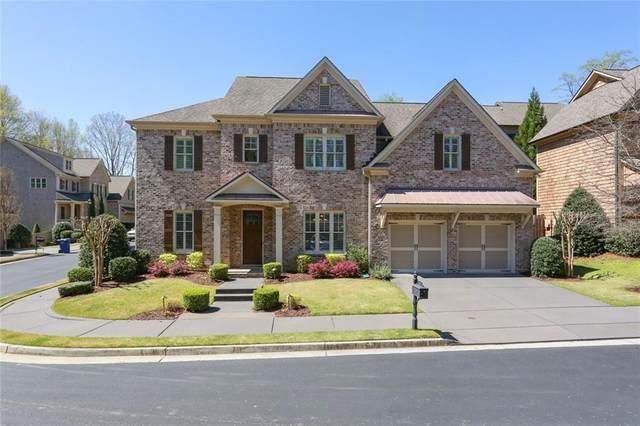 309 Valley Brook Way NE, Atlanta, GA 30342 (MLS #6702308) :: The Heyl Group at Keller Williams