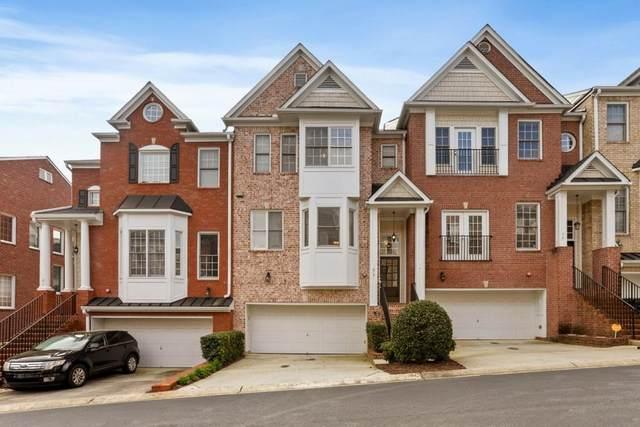 313 Creekbank Way, Smyrna, GA 30082 (MLS #6702329) :: North Atlanta Home Team