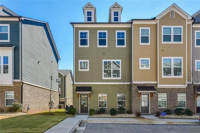 2147 Colvin Court NW #27, Atlanta, GA 30318 (MLS #6702339) :: Kennesaw Life Real Estate