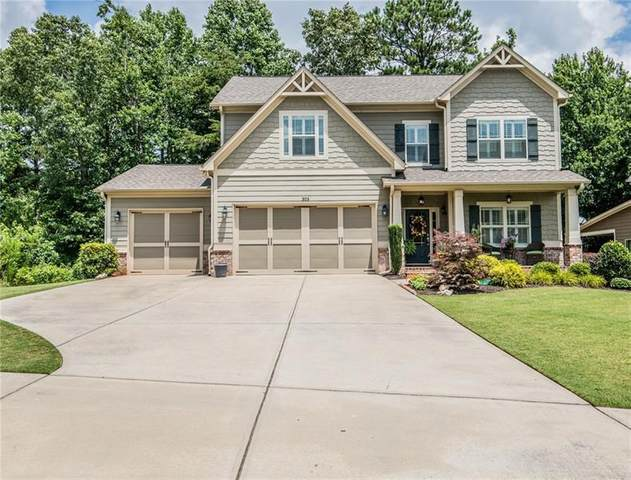 303 Misty Morning Circle, Canton, GA 30114 (MLS #6702352) :: MyKB Partners, A Real Estate Knowledge Base