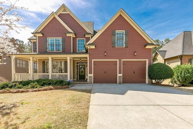 201 Sweet Birch Lane, Dallas, GA 30132 (MLS #6702356) :: Kennesaw Life Real Estate
