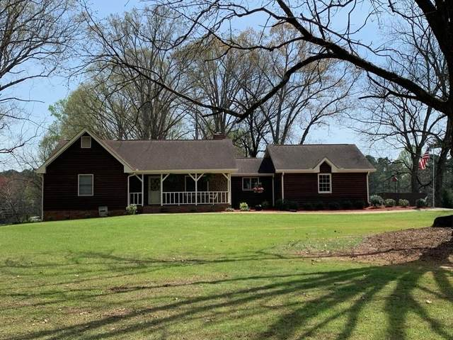 2300 Five Forks Trickum Road, Lawrenceville, GA 30044 (MLS #6702369) :: North Atlanta Home Team
