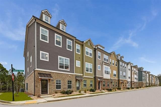2177 Old Georgian Terrace NW #42, Atlanta, GA 30318 (MLS #6702373) :: Path & Post Real Estate