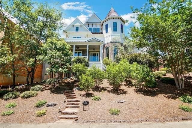 10731 Serenbe Lane, Chattahoochee Hills, GA 30268 (MLS #6702388) :: Rich Spaulding