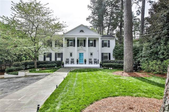 3329 Habersham Road NW, Atlanta, GA 30305 (MLS #6702406) :: Path & Post Real Estate