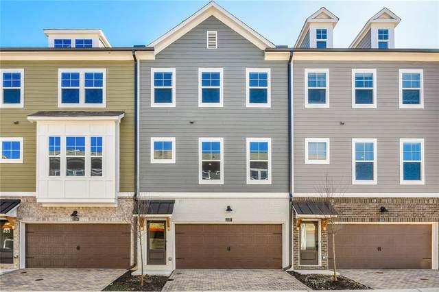 2157 Old Georgian Terrace NW #49, Atlanta, GA 30318 (MLS #6702426) :: Path & Post Real Estate