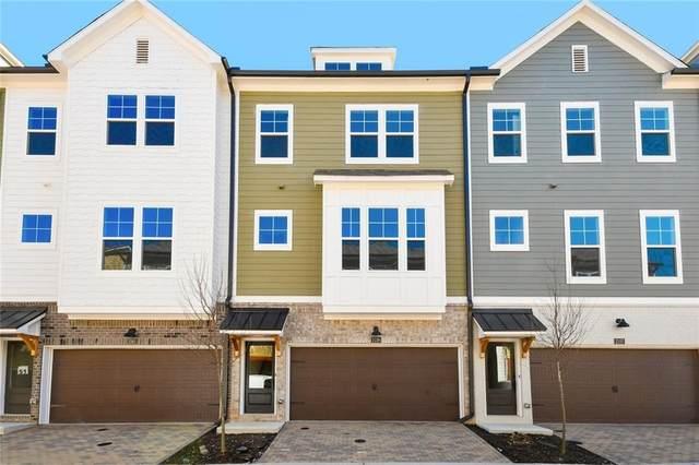 2159 Old Georgian Terrace NW #50, Atlanta, GA 30318 (MLS #6702446) :: Path & Post Real Estate