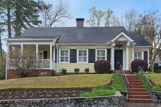 1721 Flagler Avenue NE, Atlanta, GA 30309 (MLS #6702451) :: Rich Spaulding