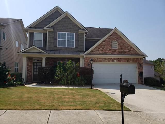 5940 La Chateau Place, Tucker, GA 30084 (MLS #6702479) :: Path & Post Real Estate
