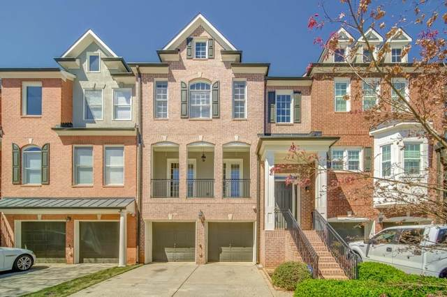 1445 Montclair Court, Smyrna, GA 30080 (MLS #6702487) :: MyKB Partners, A Real Estate Knowledge Base