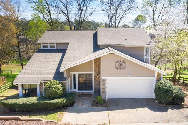 4150 Summit Drive, Marietta, GA 30068 (MLS #6702500) :: Path & Post Real Estate