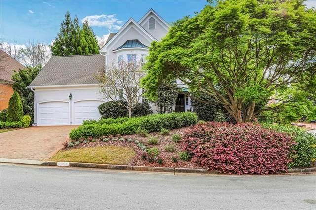 2354 Littlebrooke Drive, Dunwoody, GA 30338 (MLS #6702501) :: Scott Fine Homes