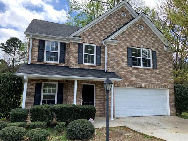 1108 Winding Down Way, Grayson, GA 30017 (MLS #6702507) :: MyKB Partners, A Real Estate Knowledge Base