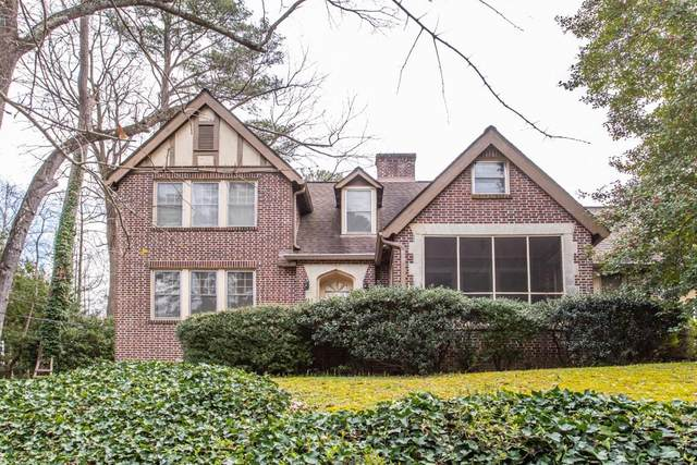 1369 Springdale Road NE, Atlanta, GA 30306 (MLS #6702524) :: North Atlanta Home Team