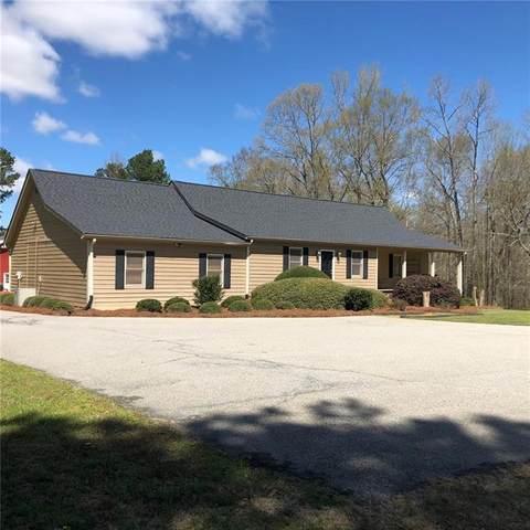 360 Jones Road, Jefferson, GA 30549 (MLS #6702532) :: Scott Fine Homes