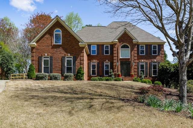 468 Schofield Drive, Powder Springs, GA 30127 (MLS #6702534) :: Kennesaw Life Real Estate
