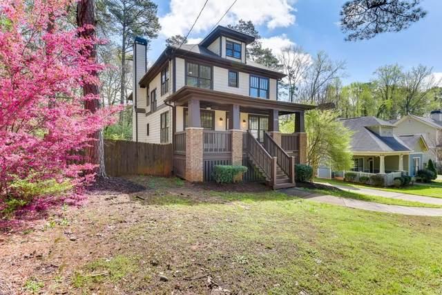 1696 Parkhill Drive, Decatur, GA 30032 (MLS #6702545) :: North Atlanta Home Team
