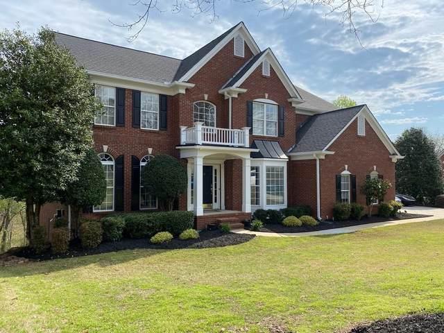 5415 Harbury Lane, Suwanee, GA 30024 (MLS #6702549) :: RE/MAX Paramount Properties