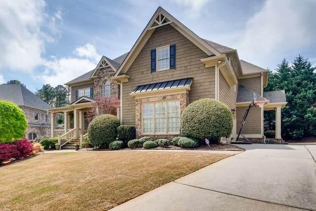 3990 Chapel Grove Drive, Marietta, GA 30062 (MLS #6702569) :: The Cowan Connection Team