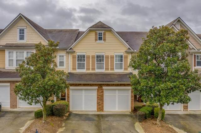 1922 Lake Heights Circle, Kennesaw, GA 30152 (MLS #6702574) :: Kennesaw Life Real Estate