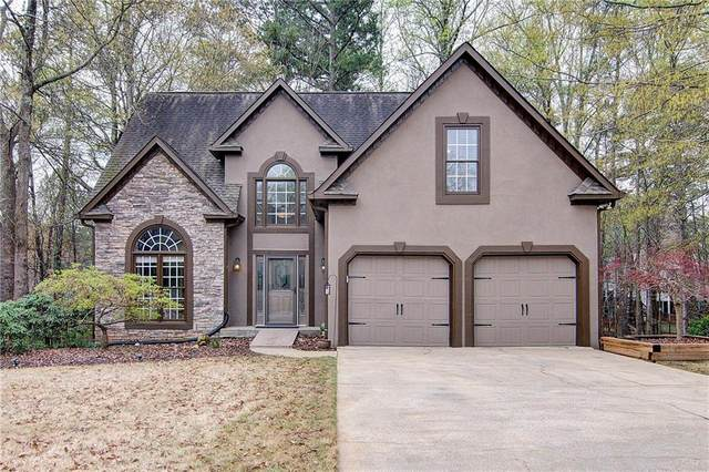 616 Ridge Crossing Drive, Woodstock, GA 30189 (MLS #6702587) :: Rock River Realty