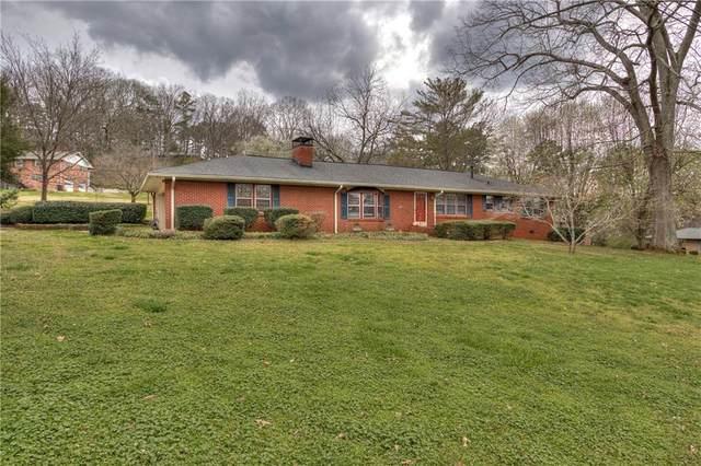 13 Crestwood Road, Cartersville, GA 30121 (MLS #6702602) :: Kennesaw Life Real Estate