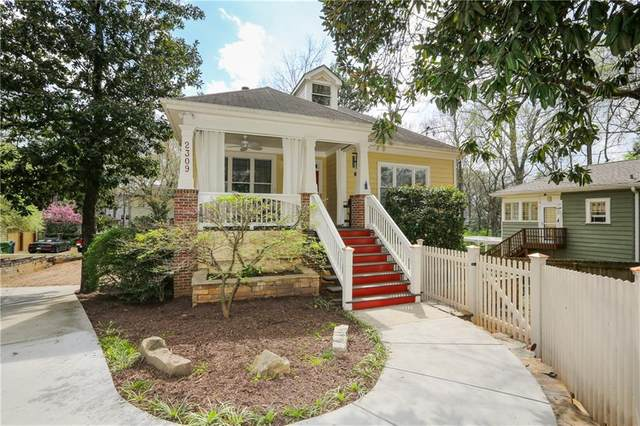2309 Cottage Grove Avenue SE, Atlanta, GA 30317 (MLS #6702617) :: The Zac Team @ RE/MAX Metro Atlanta