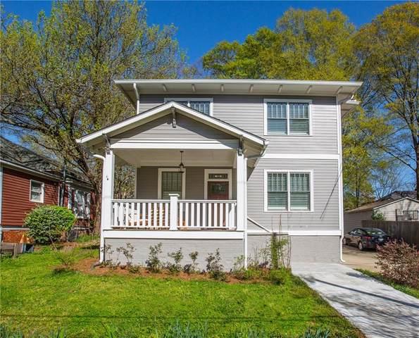 109 Melrose Avenue, Decatur, GA 30030 (MLS #6702621) :: Community & Council