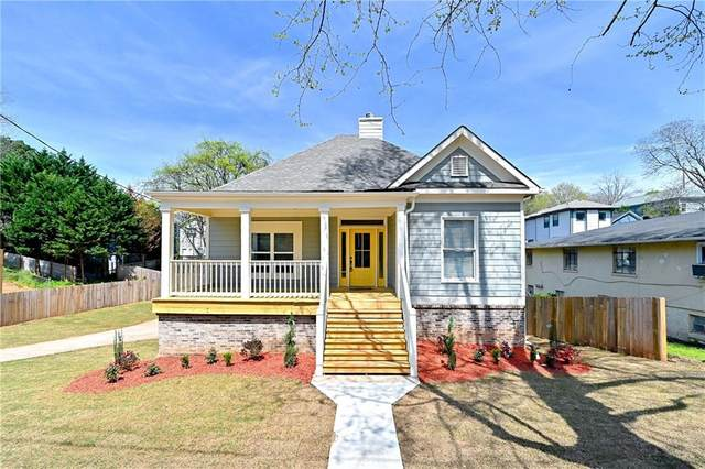 186 South Avenue SE, Atlanta, GA 30315 (MLS #6702622) :: The Zac Team @ RE/MAX Metro Atlanta