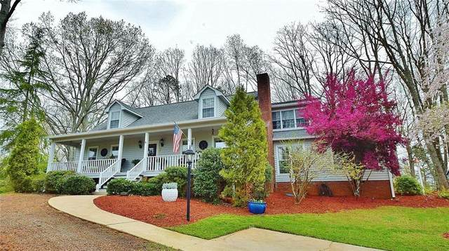 2509 Thompson Overlook, Gainesville, GA 30506 (MLS #6702624) :: North Atlanta Home Team