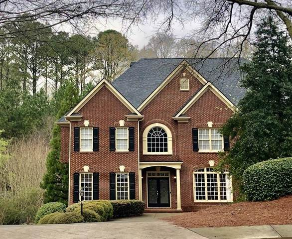 105 White Columns Drive, Alpharetta, GA 30004 (MLS #6702627) :: Rock River Realty