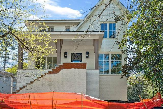 1783 Noble Drive NE, Atlanta, GA 30306 (MLS #6702631) :: Dillard and Company Realty Group