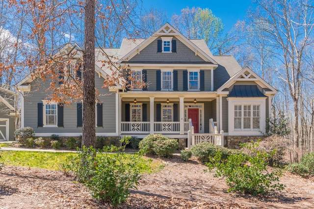 47 Crooked Tree Drive, Dawsonville, GA 30534 (MLS #6702652) :: North Atlanta Home Team