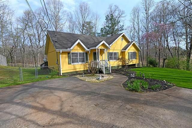 72 Dogwood Way, Dawsonville, GA 30534 (MLS #6702666) :: RE/MAX Paramount Properties