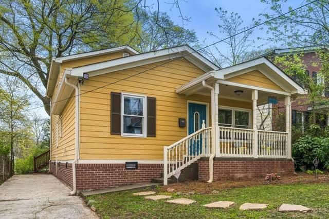 988 Farrington Place SE, Atlanta, GA 30315 (MLS #6702667) :: The Heyl Group at Keller Williams