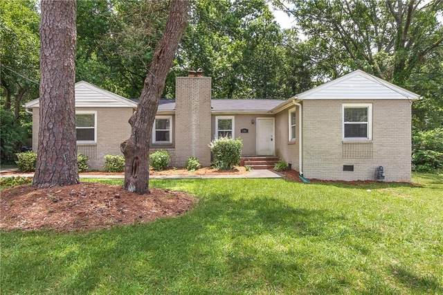 486 Ashburton Avenue SE, Atlanta, GA 30317 (MLS #6702700) :: The Zac Team @ RE/MAX Metro Atlanta