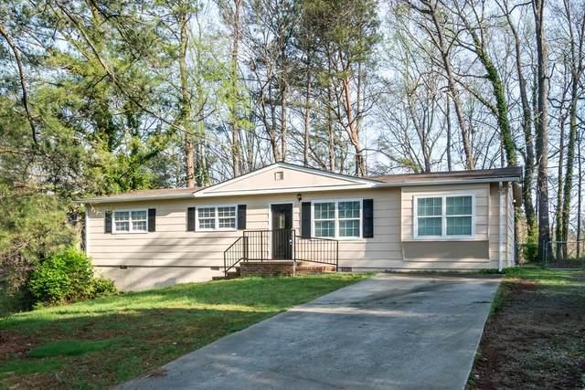679 Gettysburg Trail NE, Kennesaw, GA 30144 (MLS #6702718) :: Path & Post Real Estate