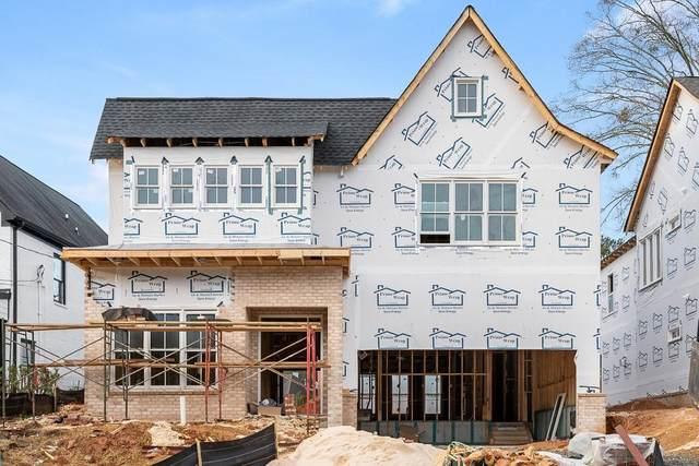 1041 Mendell Circle NE, Brookhaven, GA 30319 (MLS #6702733) :: MyKB Partners, A Real Estate Knowledge Base