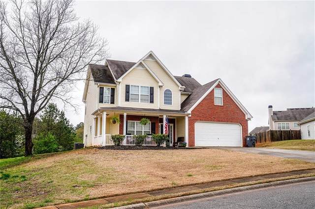 513 Great Oak Place, Villa Rica, GA 30180 (MLS #6702737) :: Rich Spaulding