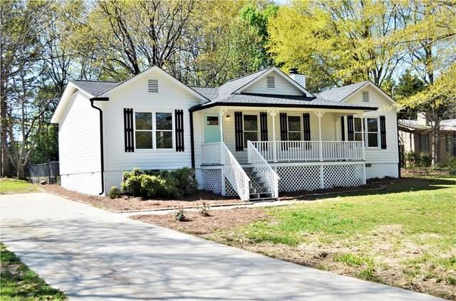 149 Pine Haven Drive, Carrollton, GA 30116 (MLS #6702742) :: North Atlanta Home Team