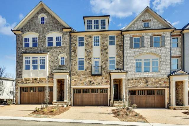 418 Abbington River Lane #25, Atlanta, GA 30339 (MLS #6702746) :: Dillard and Company Realty Group