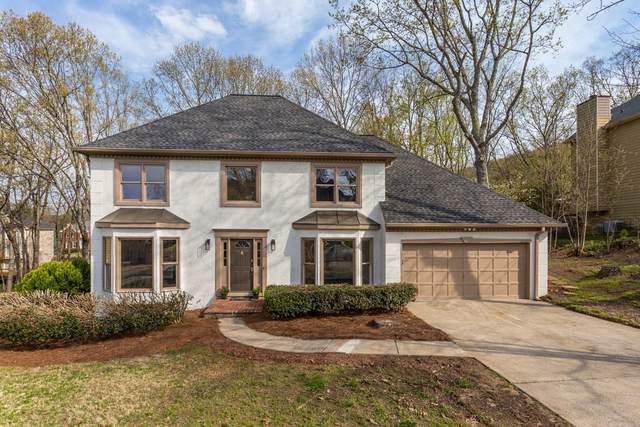 3287 Hampton Ridge Drive NE, Marietta, GA 30066 (MLS #6702765) :: Rock River Realty