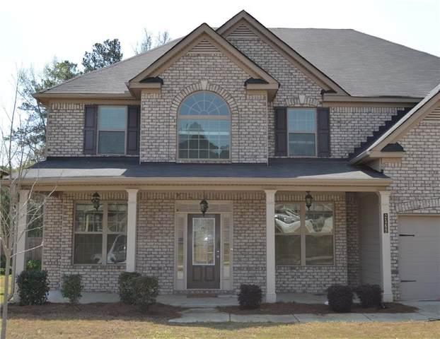 2169 Dodson Woods Drive, Fairburn, GA 30213 (MLS #6702782) :: Keller Williams Realty Cityside
