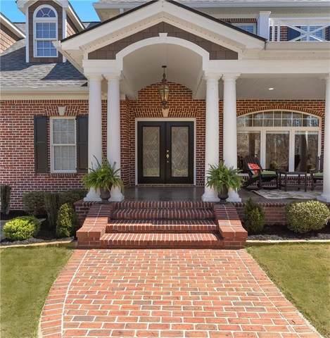 956 Mcdonald Road, Dahlonega, GA 30533 (MLS #6702783) :: Lakeshore Real Estate Inc.