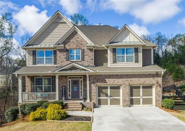 7531 Breezy Lake Lane, Flowery Branch, GA 30542 (MLS #6702787) :: MyKB Partners, A Real Estate Knowledge Base