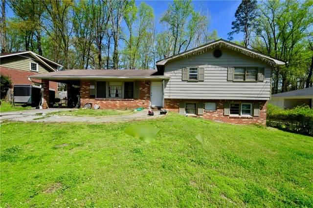 3574 Pin Oak Circle, Doraville, GA 30340 (MLS #6702789) :: Thomas Ramon Realty