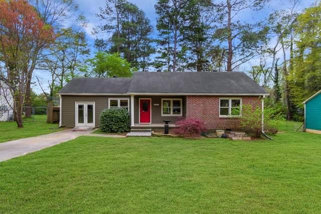 3441 Beech Drive, Decatur, GA 30032 (MLS #6702813) :: Path & Post Real Estate